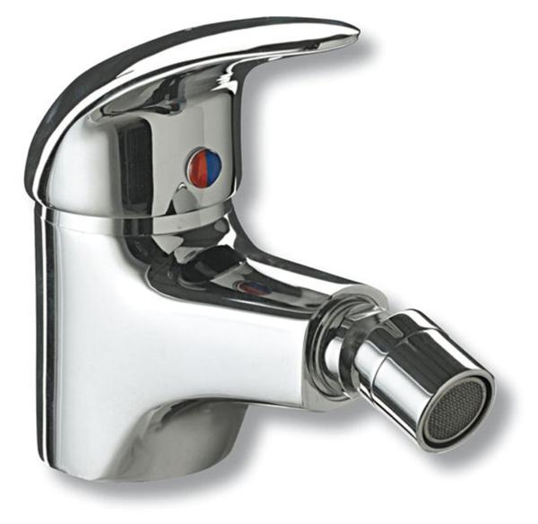 Grifo monomando feliu boet para bidet fontaneria online - Grifo bidet para wc ...