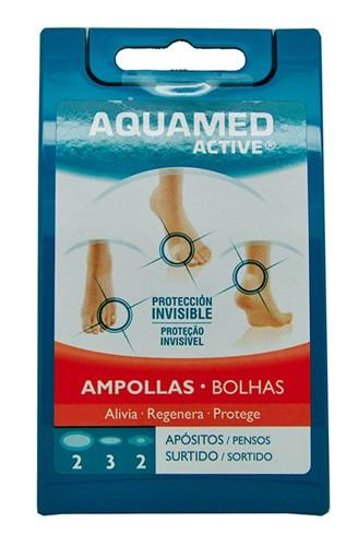 AQUAMED AMPOLLAS SURTIDO 7 U