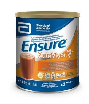 ENSURE NUTRIVIGOR POLVO CHOCOLATE 400 G