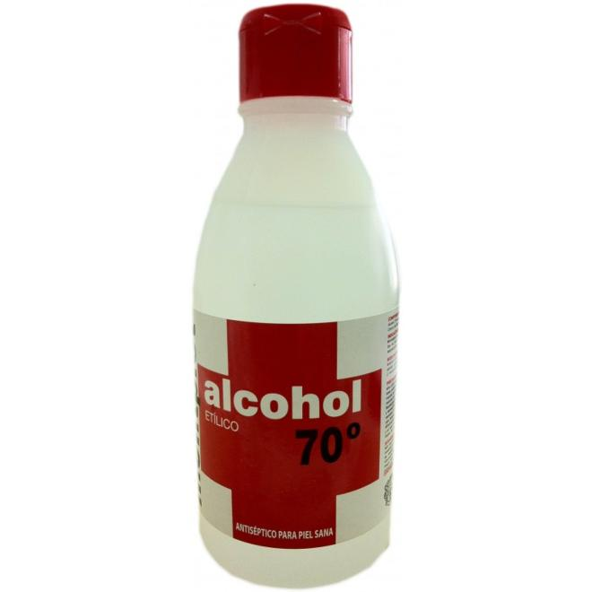 ALCOHOL 70| 250ML