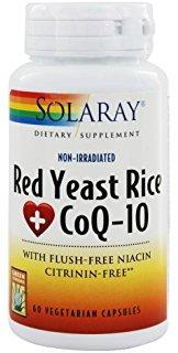 RED YEAST RICE PLU Q10 60VC SO