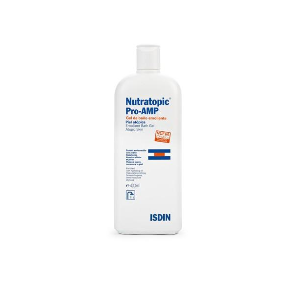 NUTRATOPIC GEL BAÑO EMO 750 ML