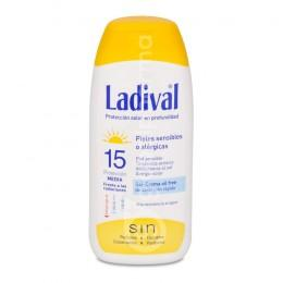 LADIVAL GEL-CREMA FPS15 200 ML