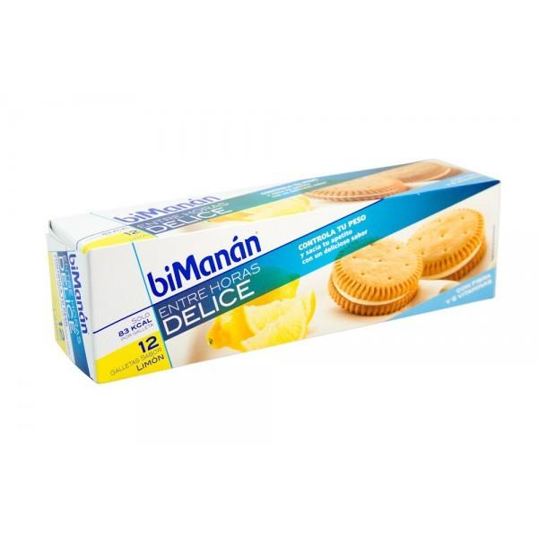 BIMANAN GALLETAS LIMON 12 U