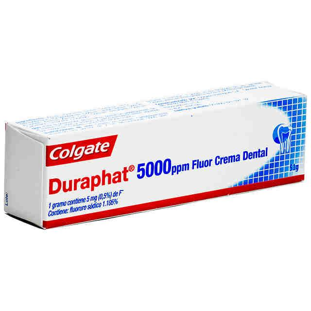DURAPHAT 5000 PASTA DENTAL 51G