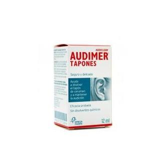 AUDIMER TAPONES 12 ML GTS