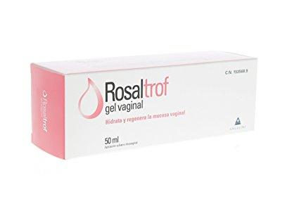 ROSALTROF GEL VAGINAL 50 10 AP
