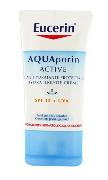 EUCERIN AQUAPO ACT FPS 15+ 40