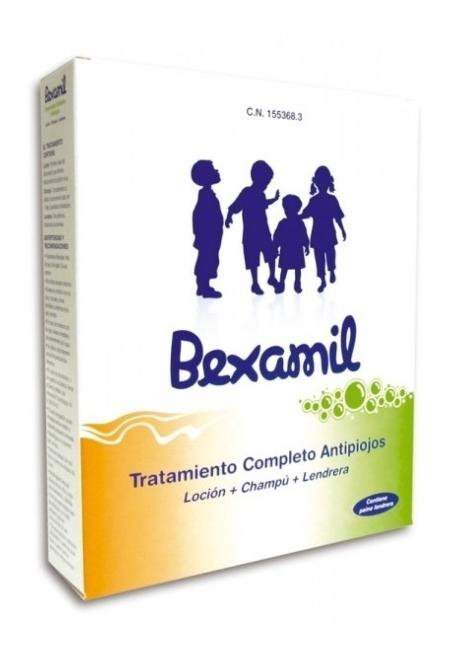 BEXAMIL PACK COMPLETO