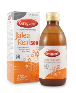 CEREGUMIL J REAL 500 VIT JBE