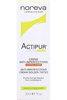 ACTIPUR CREMA ANTI-IMPER.COLOR 30 ml