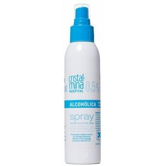 CRISTALMINA HOSPITAL 2% ACUOSA SPRAY 500 ml 10 frASCOS