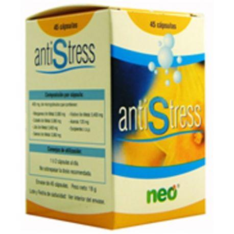 NEOVITAL ANTISTRESS PLUS NEO 30 CAP