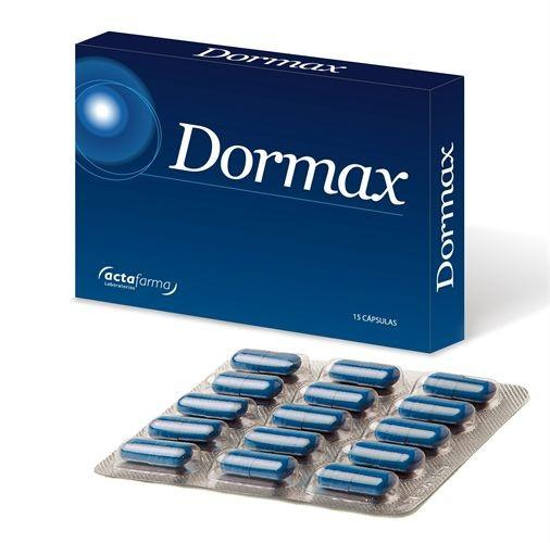 DORMAX PACK 2X15 CAPS