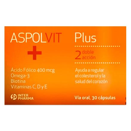 ASPOLVIT PLUS 30 CAPS