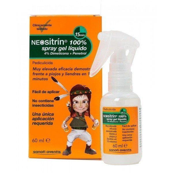 NEOSITRIN 100% GEL 60 ML
