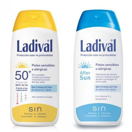 LADIVAL DUPL 50+ GEL CRE+AFTER