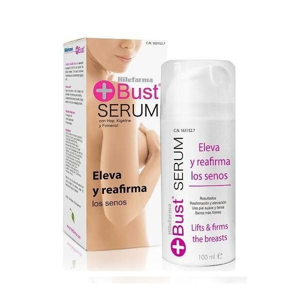 HILEFARMA +BUST SERUM 100 ML