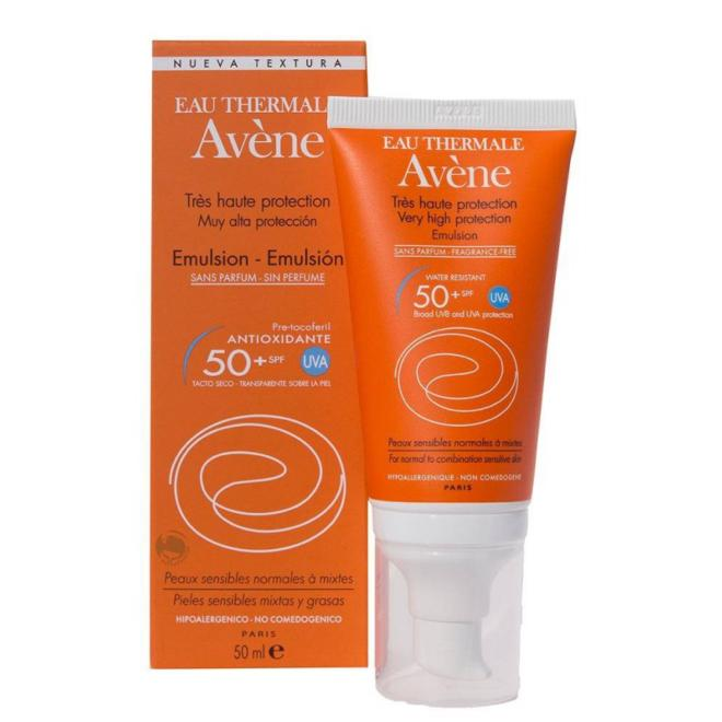 AVENE EMUL SPF50+ SPERF 50ML