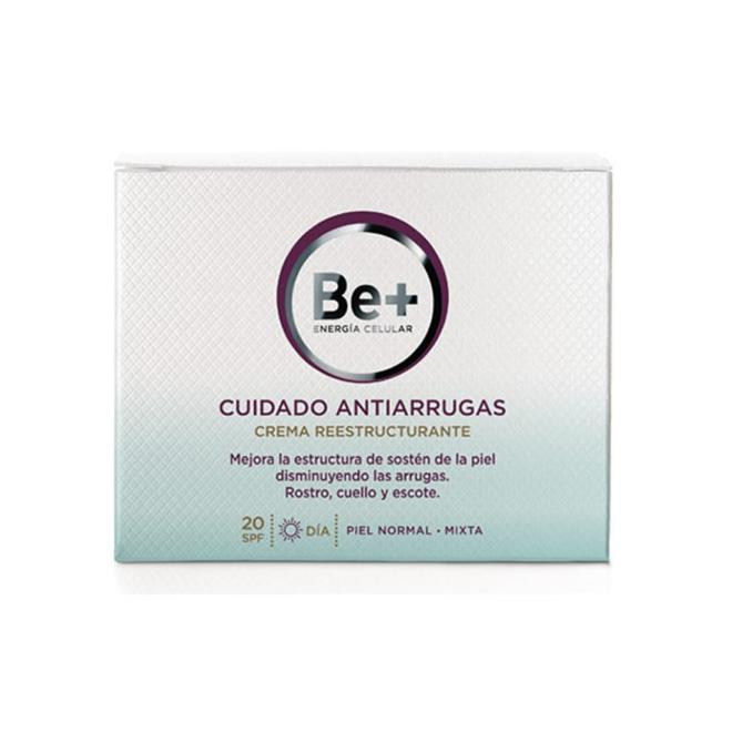 BE+ ANTIEDAD RESTR P NORM 50ML