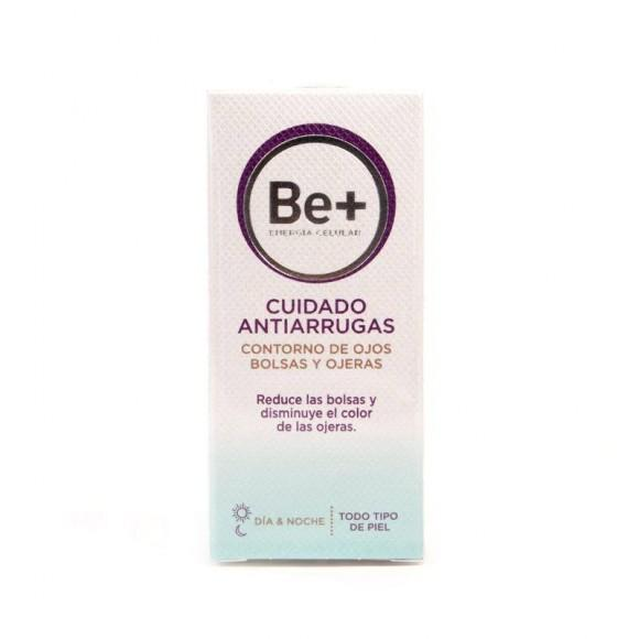BE+ CONTORNO OJOS BOLSAS 15ML