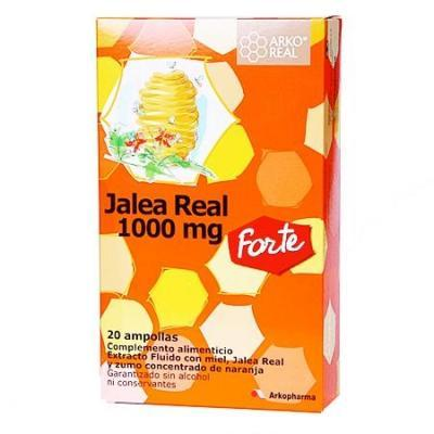 JALEA REAL 1000 MG 20 AMP