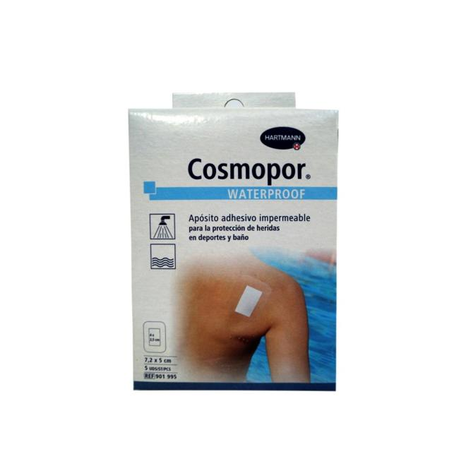 COSMOPOR WATERPROOF 7,2X5 U