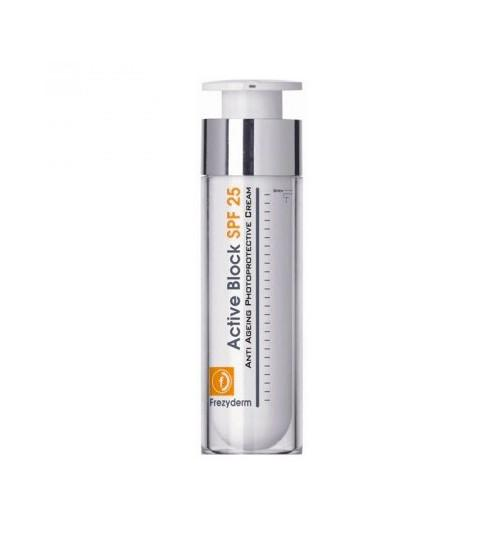 ACTIVE BLOCK ANTI-AG SPF25 50