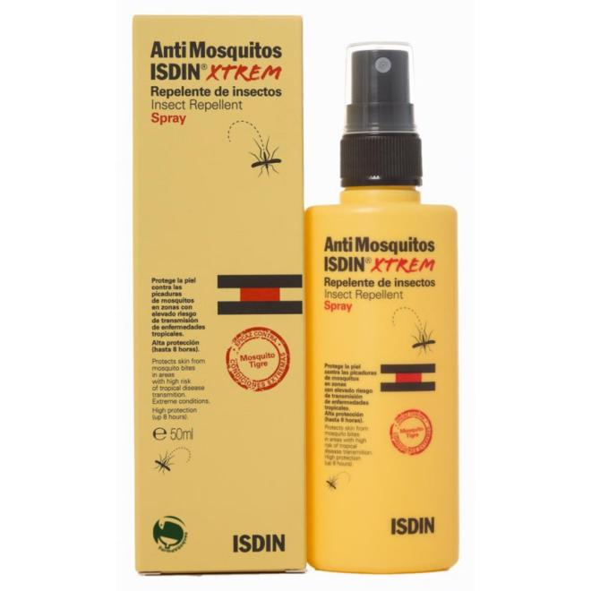 ANTIMOSQUI ISDIN 30% XTRE 50ML