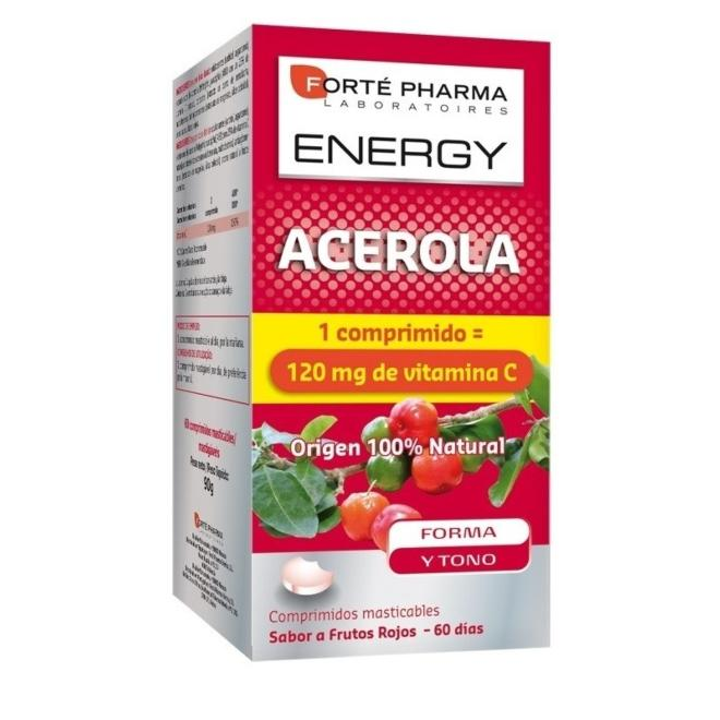 ENERGY ACEROLA 60 COMP