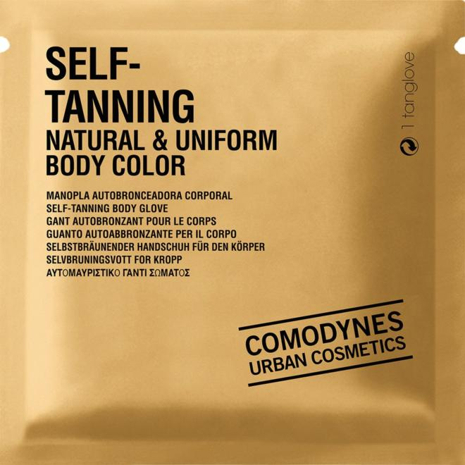 COMODINES SELF TANNING BODY 3S