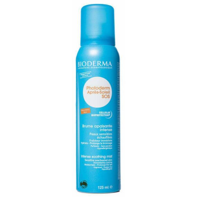 BIODERMA AFTER SUN SOS AEROSOL 125ML