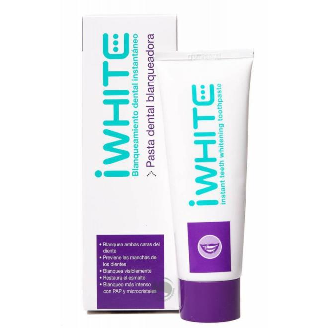 IWHITE PASTADENTAL 75ML