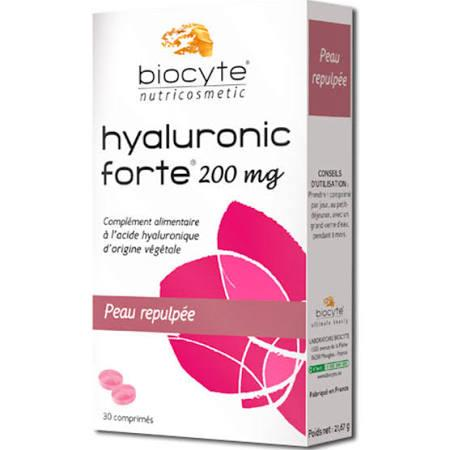 BIOCYTE HYALURONIC FORTE 200 MG 30 COMP.
