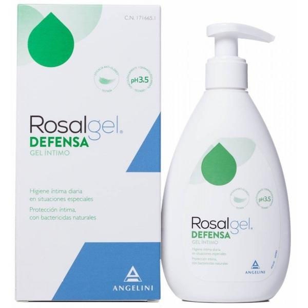 ROSALGEL DEFENSA GEL INTIMO 250ML