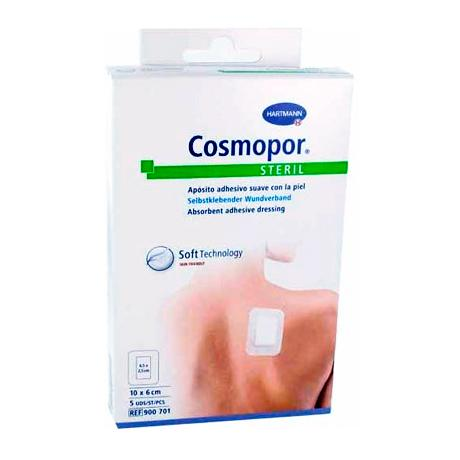 COSMOPOR STERIL SP 10X6 5 UDS.