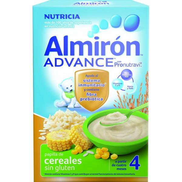 ALMIRON ADVANCE CERE SGL 500G ***
