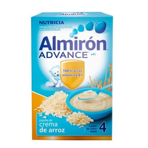 ALMIRON ADVANCE CREM ARROZ 250 ***