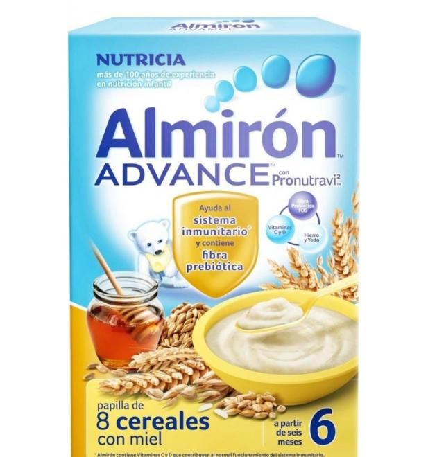 ALMIRON ADVANCE 8 CERE MIEL500 ***