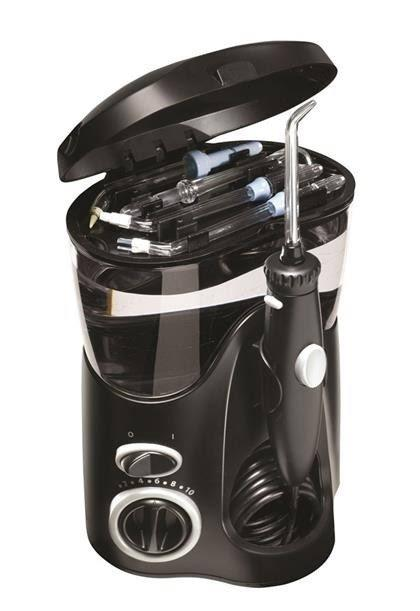 &WATERPIK IRRIGADOR ULTRA WP100 BLACK