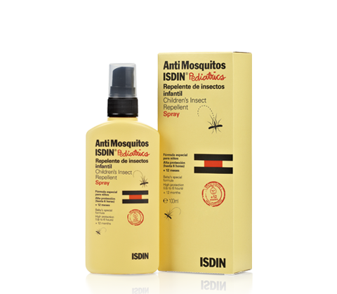 ANTIMOSQUI ISDIN PED SPRAY 100