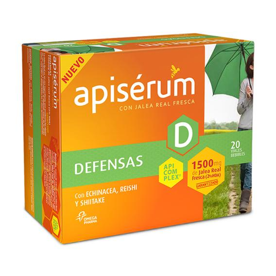 APISERUM DEFENSAS 1500 MG N