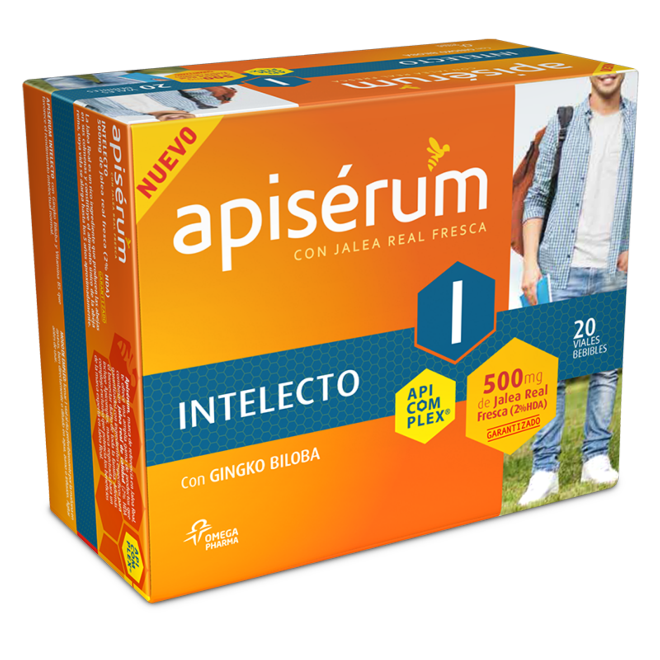 APISERUM INTELECTO 500 MG N