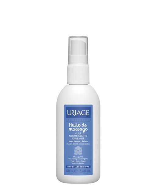 URIAGE ACEITE DE MASAJE SPRAY BEBE 100ML