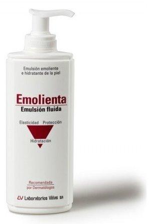 EMOLIENTA EMULSION FLUI 250ML