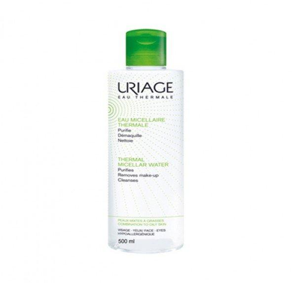 URIAGE AGUA MIC. TERM. PIELES MIXTAS GRASAS 500ML