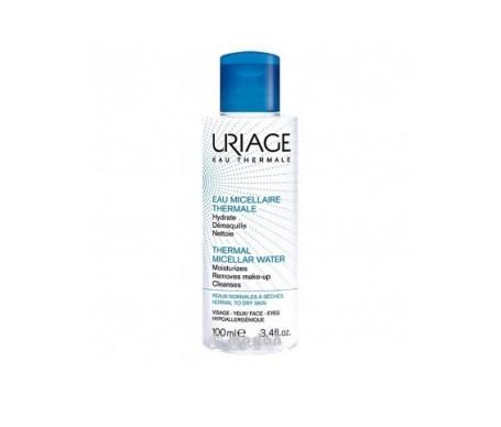 URIAGE AGUA MIC. TERM. PIELES NORMALES SECAS 100ML