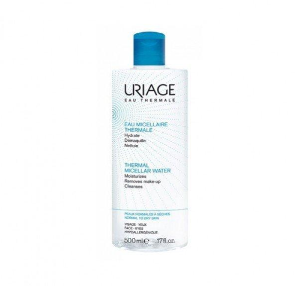 URIAGE AGUA MIC. TERM. PIELES NORMALES SECAS 500ML