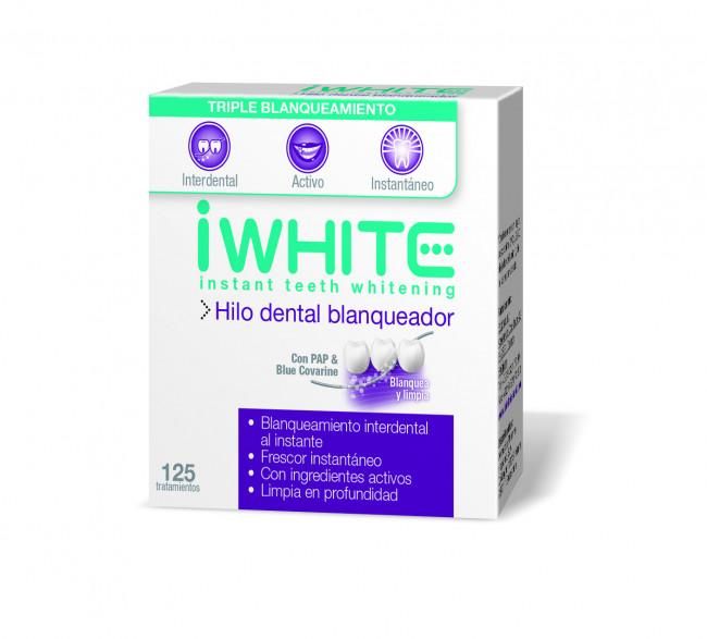 IWHITE HILODENT. BLANQEADOR