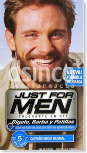 JUST FOR MEN CAST MEDIO NAT